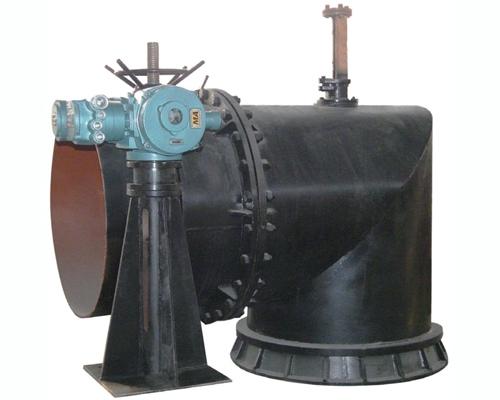 矿用配水阀